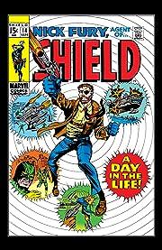 Nick Fury: Agent of S.H.I.E.L.D. (1968-1971) #14