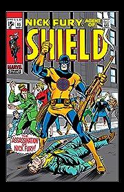 Nick Fury: Agent of S.H.I.E.L.D. (1968-1971) #15