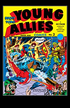 Young Allies Comics (1941-1946) #2