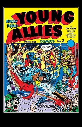Young Allies Comics (1941-1946) #2