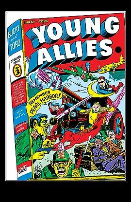 Young Allies Comics (1941-1946) #3