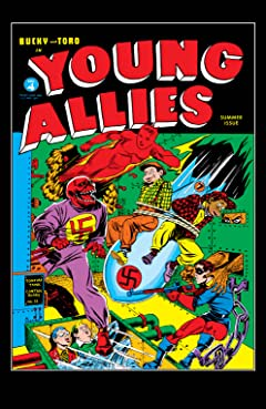 Young Allies Comics (1941-1946) #4