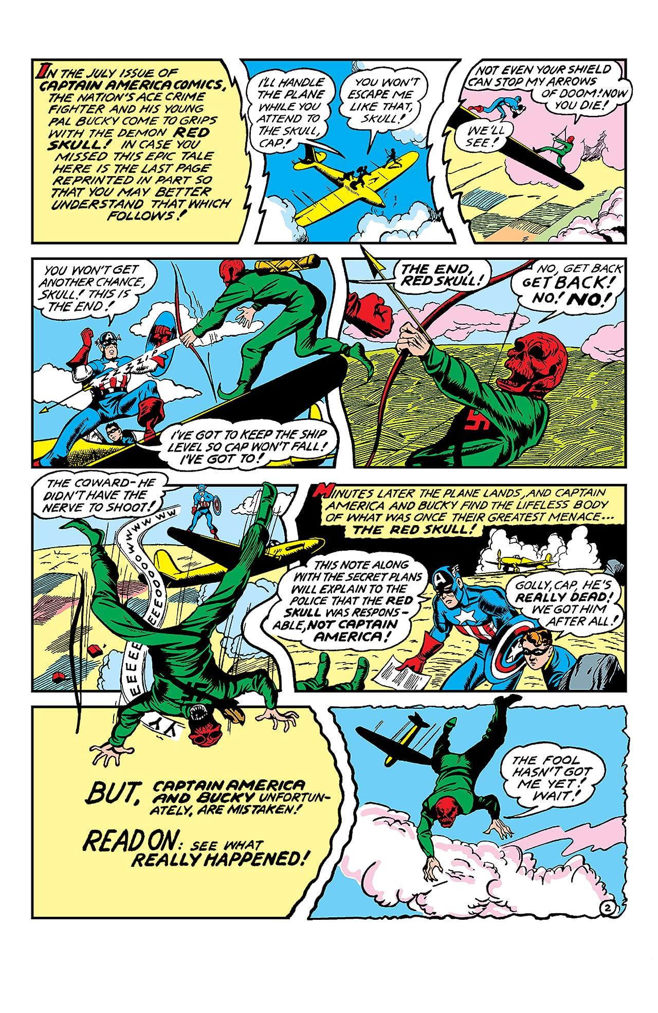 Young Allies Comics (1941-1946) #4