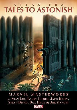Atlas Era Tales To Astonish Masterworks Vol. 1