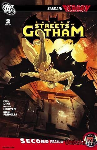 Batman: Streets of Gotham No.2