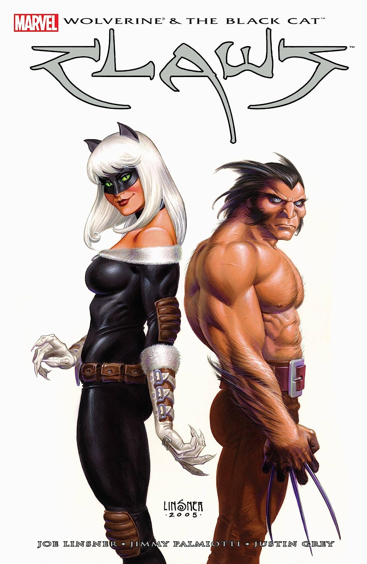 Wolverine & Black Cat: Claws