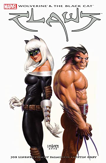 Wolverine & Black Cat: Claws