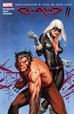Wolverine & Black Cat: Claws 2
