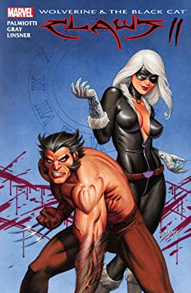 Wolverine & Black Cat: Claws 2