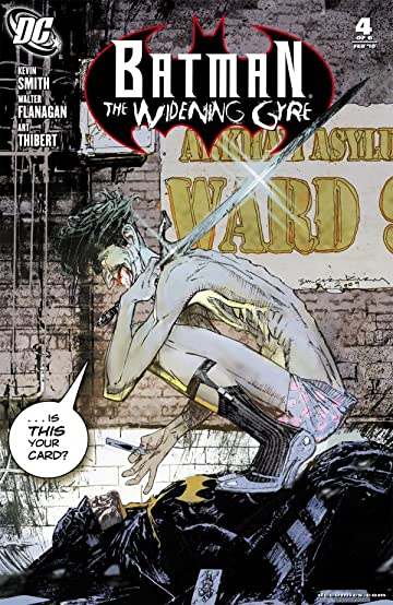 Batman: Widening Gyre #4 (of 6)
