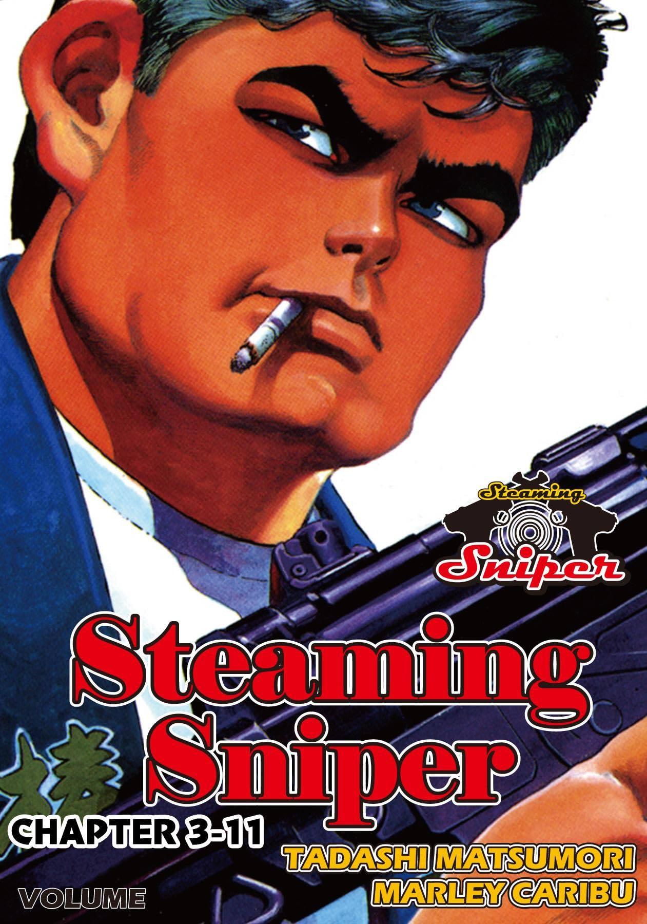 STEAMING SNIPER #32