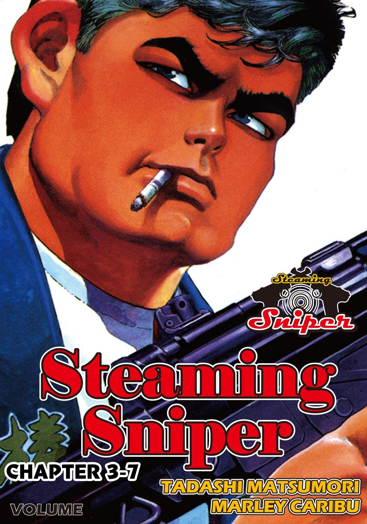 STEAMING SNIPER #28