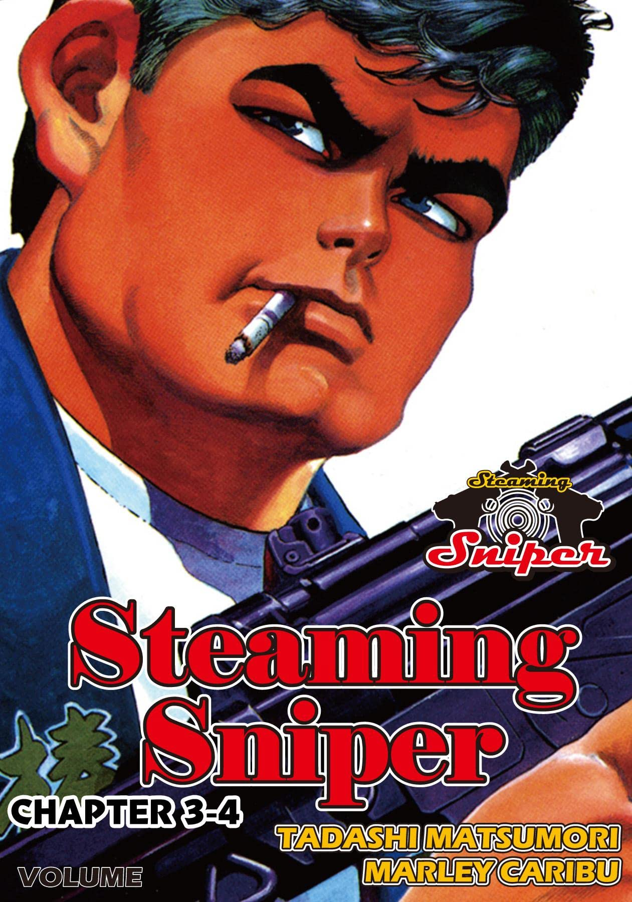STEAMING SNIPER #25
