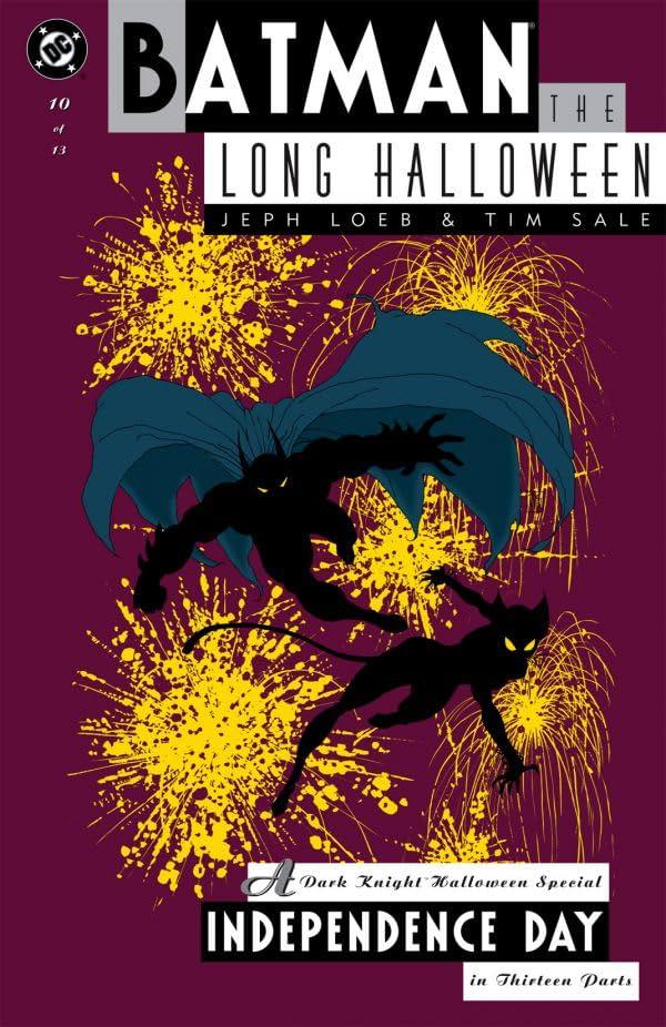 Batman: The Long Halloween #10