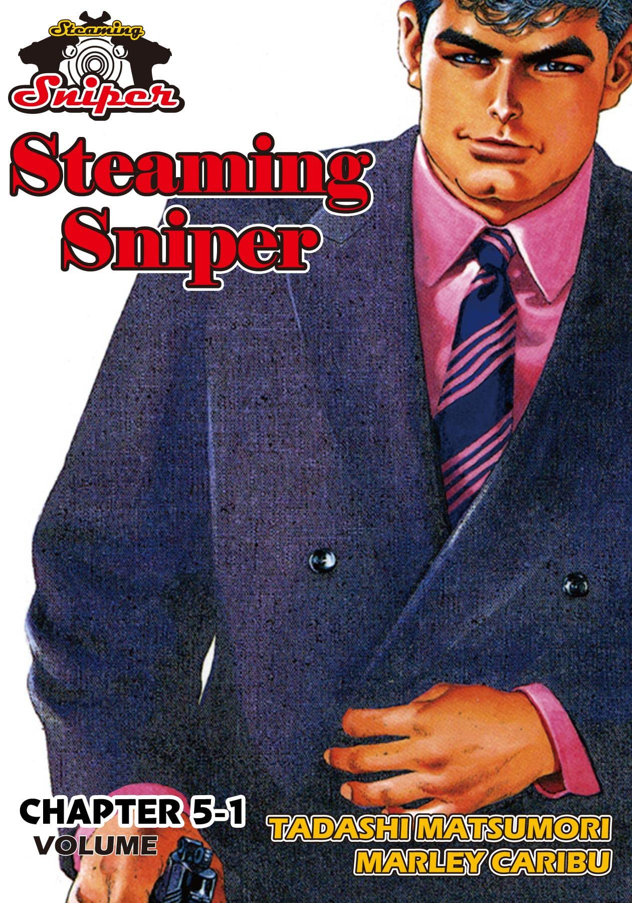 STEAMING SNIPER #44