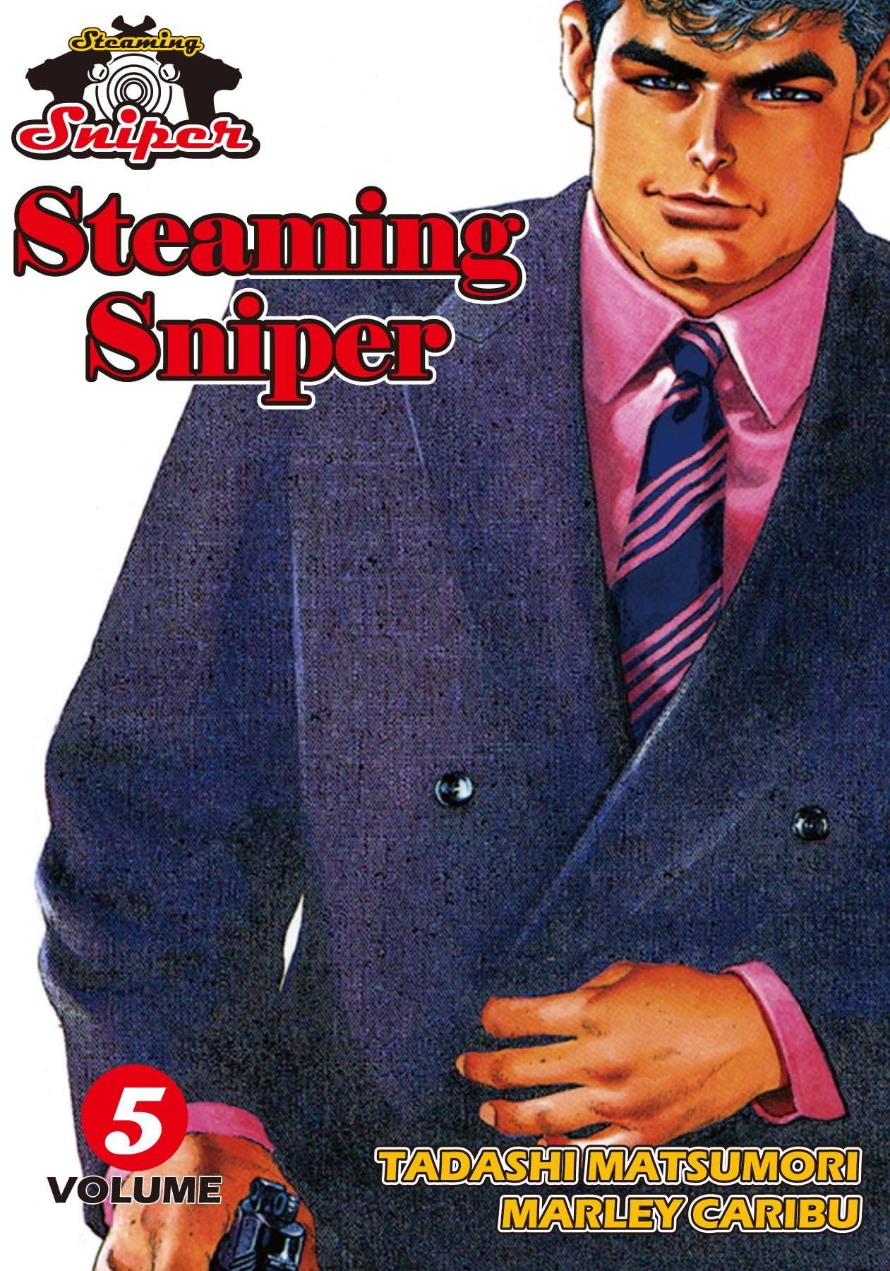 STEAMING SNIPER Vol. 5