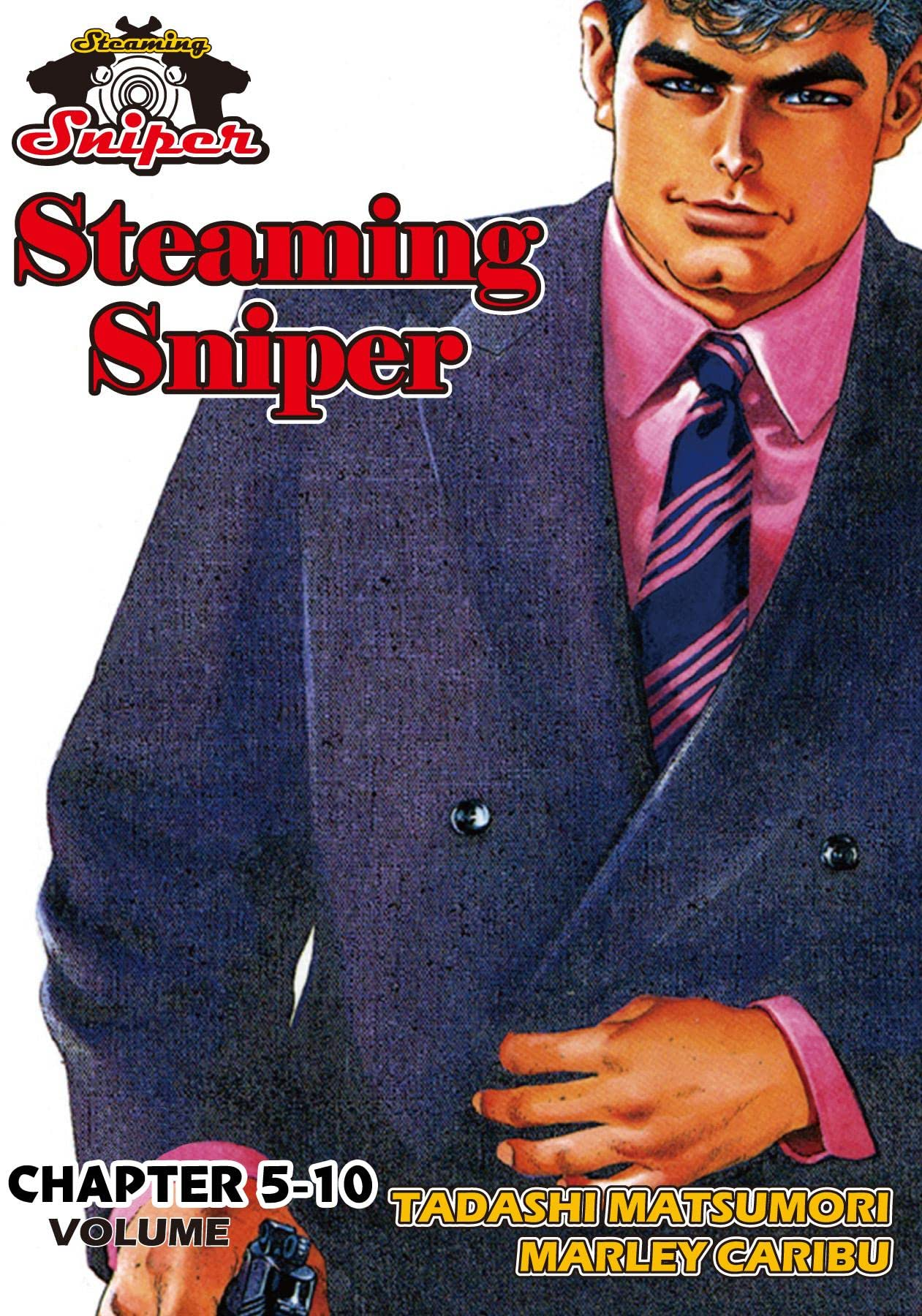 STEAMING SNIPER #53