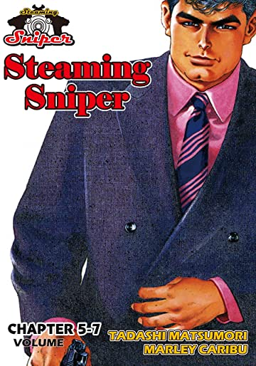 STEAMING SNIPER #50