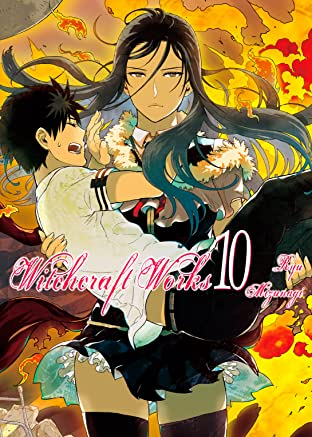Witchcraft Works Tome 10