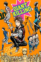 Giant Killing Vol. 10