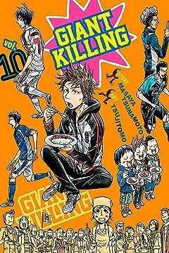 Giant Killing Tome 10
