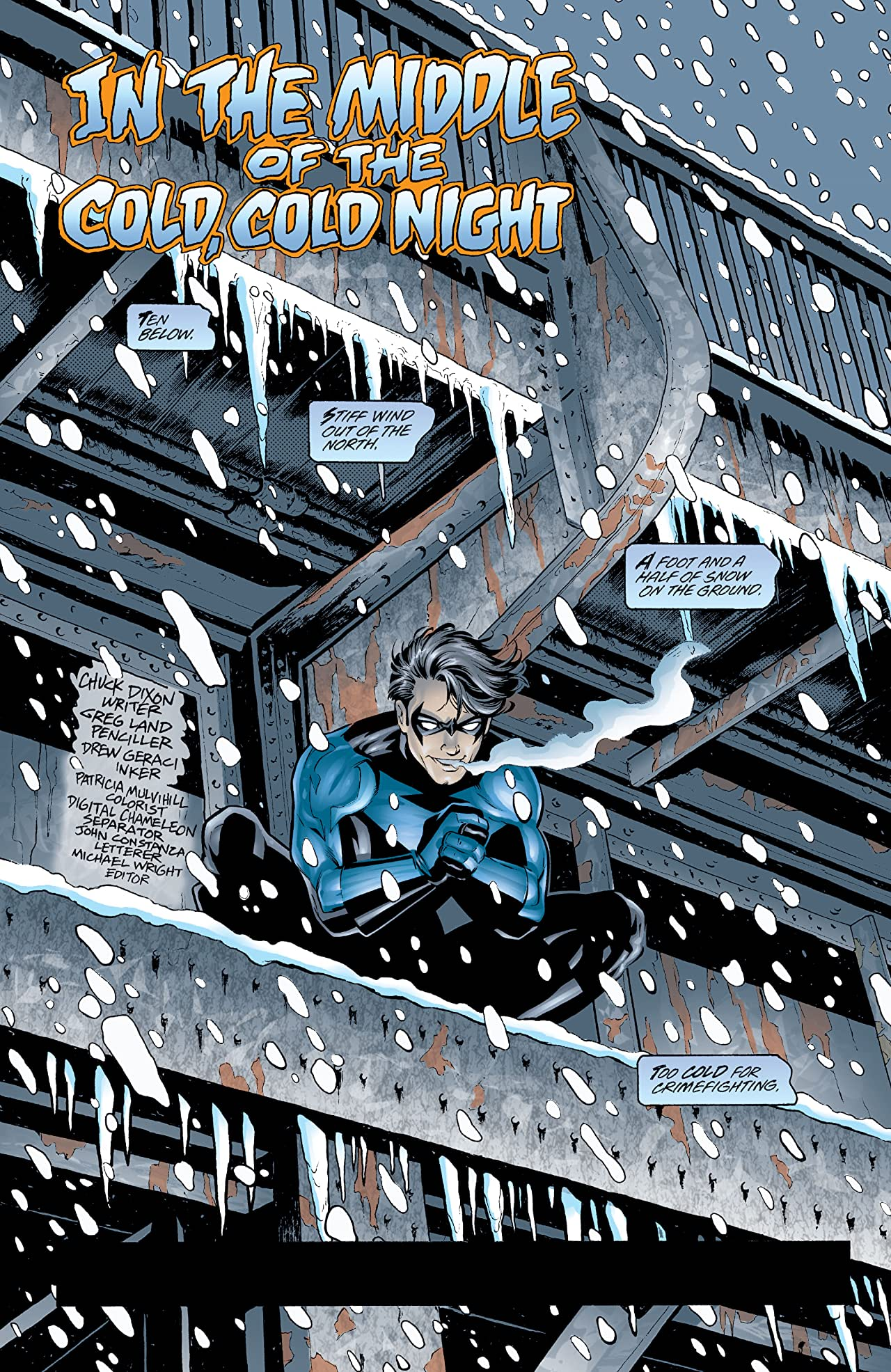 Nightwing (1996-2009) Vol. 7: Shrike