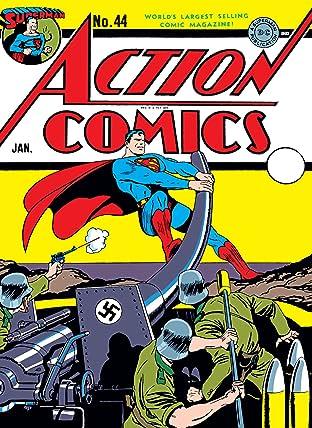 Action Comics (1938-2011) No.44