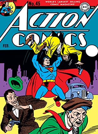 Action Comics (1938-2011) No.45