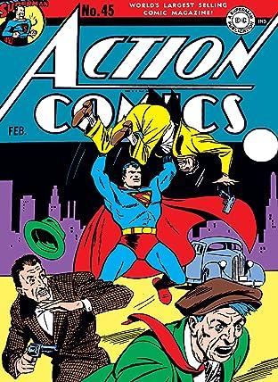 Action Comics (1938-2011) No.45