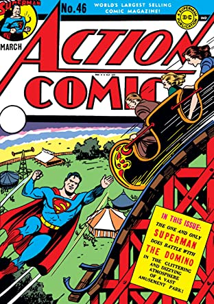 Action Comics (1938-2011) No.46