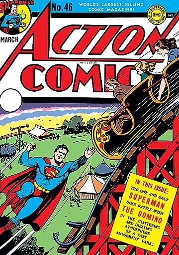 Action Comics (1938-2011) #46