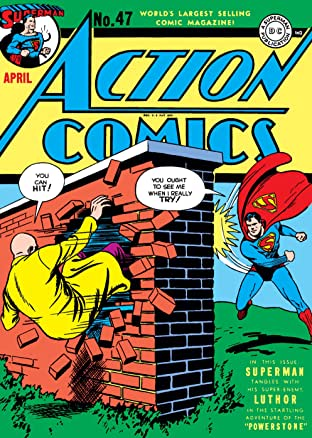 Action Comics (1938-2011) #47