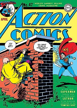 Action Comics (1938-2011) No.47