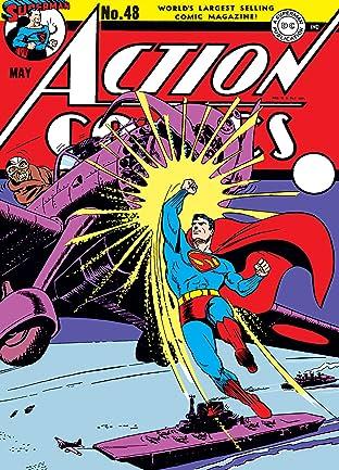 Action Comics (1938-2011) No.48