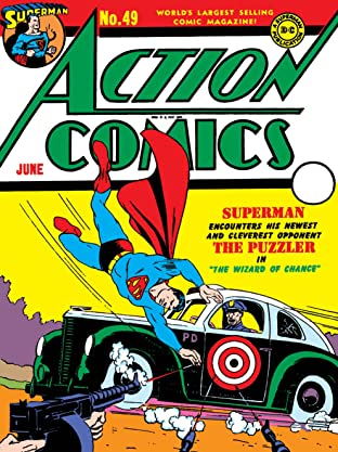 Action Comics (1938-2011) No.49