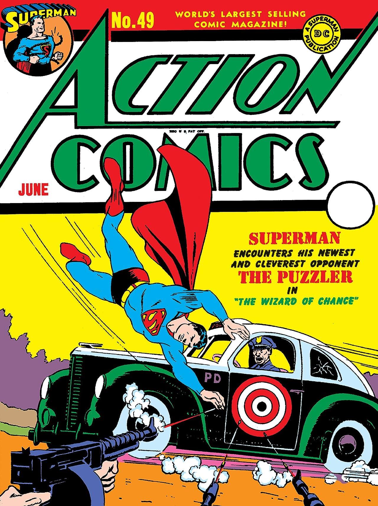 Action Comics (1938-2011) #49