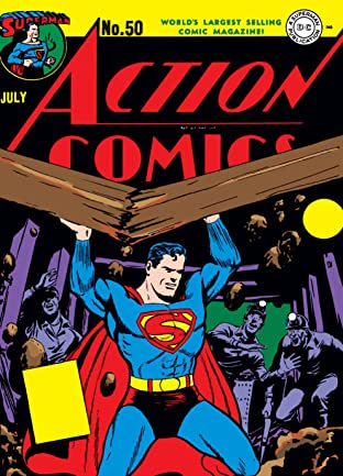 Action Comics (1938-2011) No.50