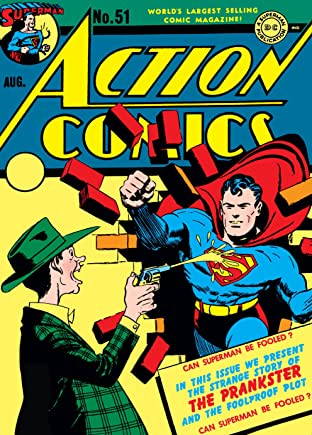 Action Comics (1938-2011) No.51