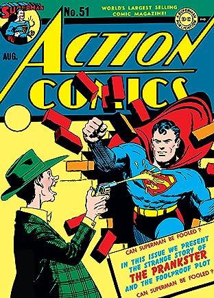 Action Comics (1938-2011) No.51