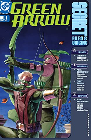 Green Arrow Secret Files & Origins (2002) No.1