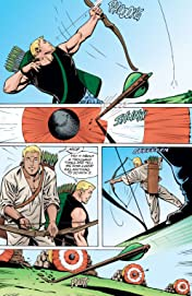 Green Arrow Secret Files & Origins (2002) #1