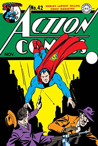 Action Comics (1938-2011) No.42
