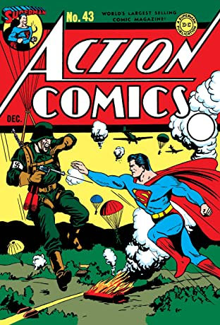 Action Comics (1938-2011) No.43