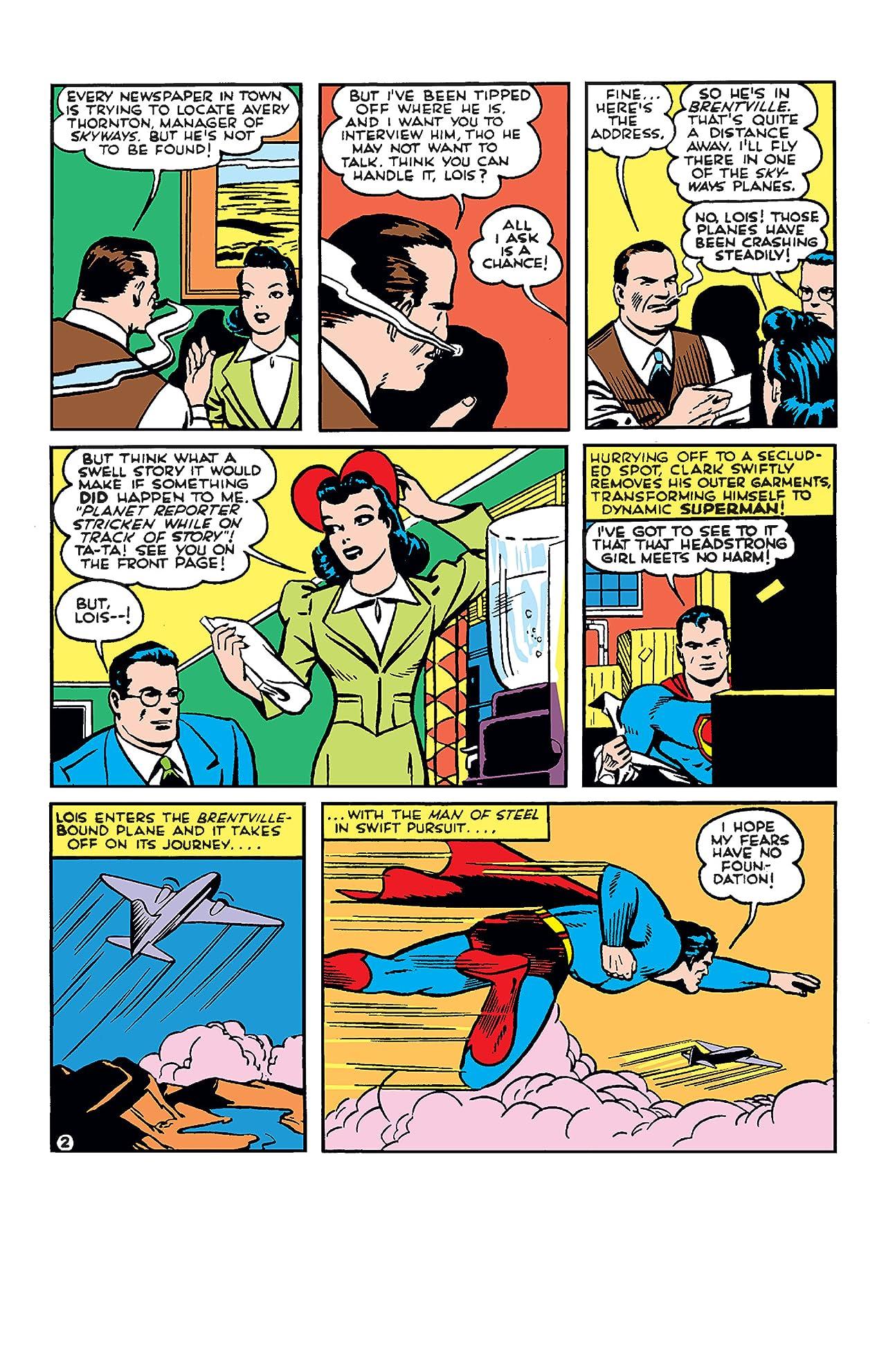 Action Comics (1938-2011) #43