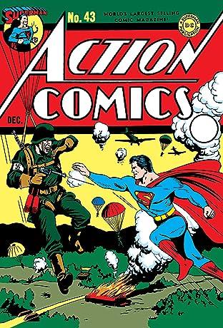 Action Comics (1938-2011) No.43