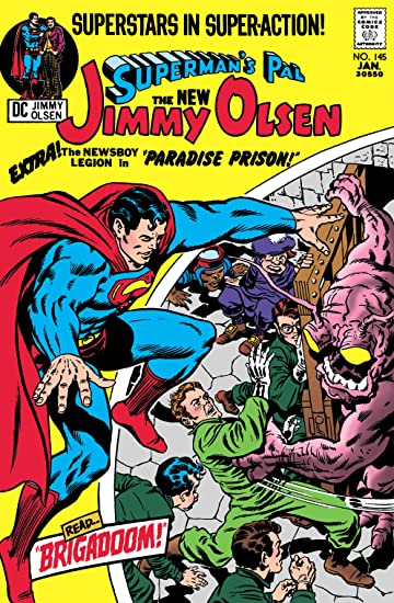 Superman's Pal, Jimmy Olsen (1954-1974) #145