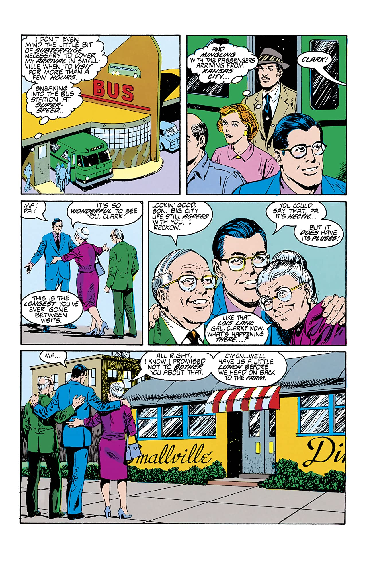 World of Smallville (1988) #1