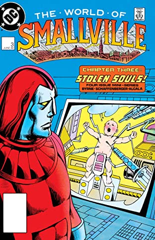 World of Smallville (1988) #3