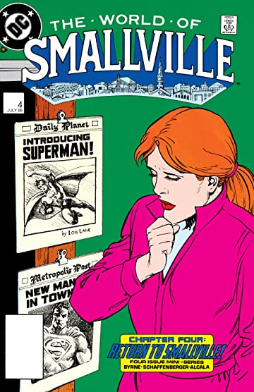 World of Smallville (1988) #4