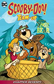 Scooby-Doo Team-Up (2013-) #70